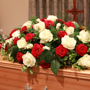 funeral-posies-funeral-flowers-plymouth-sympathy-flowers-floral-tributes-plymouth-wreaths-plymouth-hunny-b-florist-plymouth